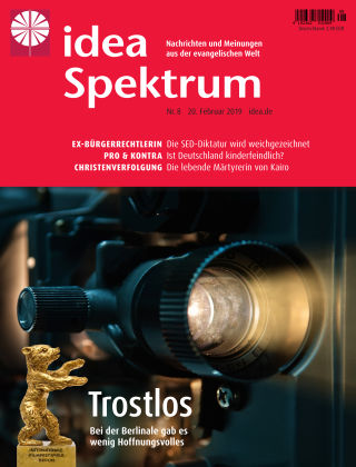 idea Spektrum 8/2019