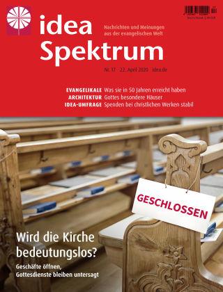 idea Spektrum 17/2020