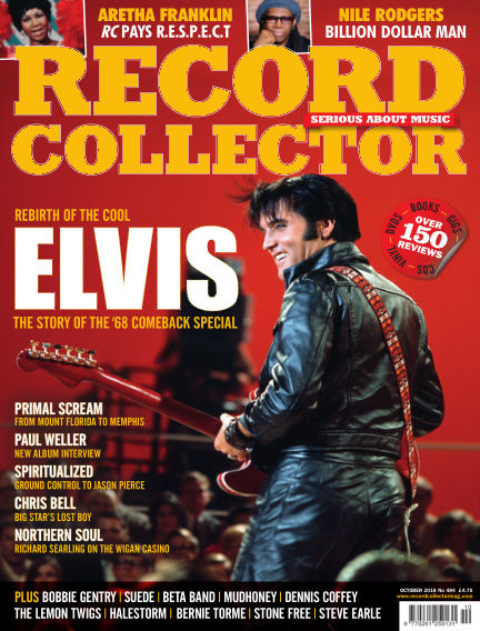 Read Record Collector magazine on Readly - the ultimate magazine