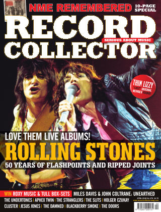 Record Collector April 2018