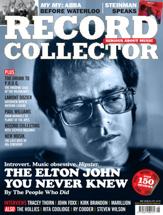 Record Collector May 2018