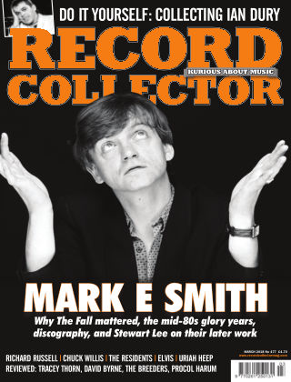 Record Collector March 2018