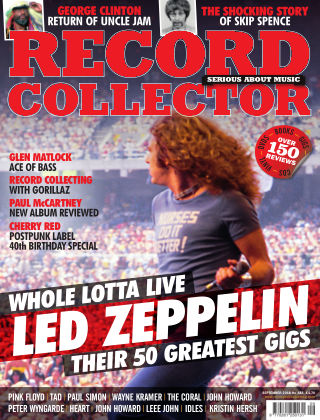 Record Collector September 2018