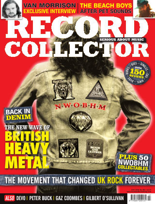 Record Collector July 2018