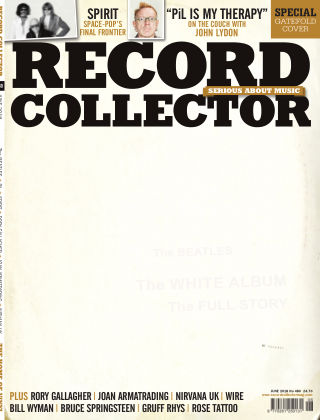 Record Collector June 2018