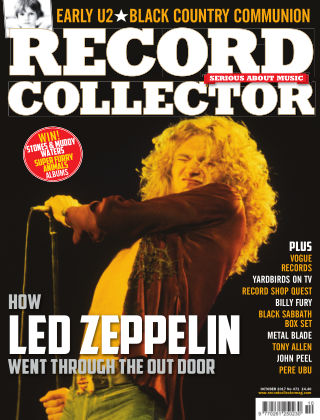 Record Collector October 2017