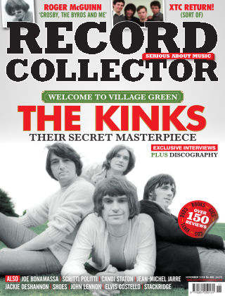 Record Collector November 2018