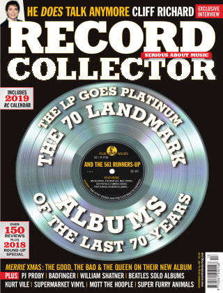Record Collector Christmas 2018