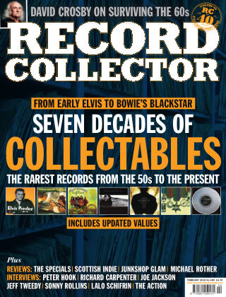 Record Collector February 2019