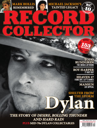 Record Collector April 2019