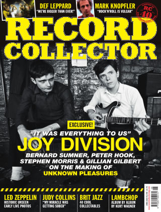 Record Collector June 2019