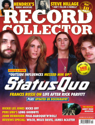 Record Collector October 2019