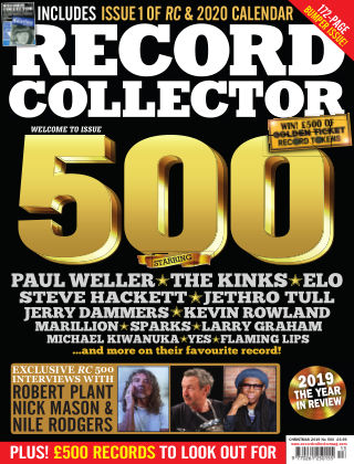 Record Collector Christmas 2019