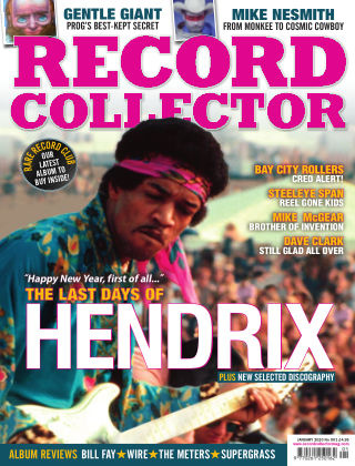 Record Collector January 2020