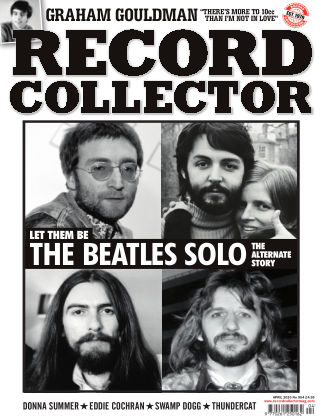 Record Collector April 2020