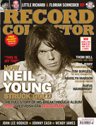 Record Collector July 2020