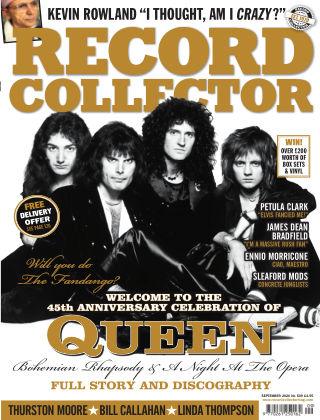 Record Collector September 2020