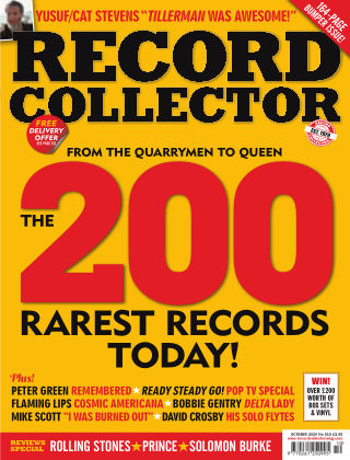 Record Collector October 2020