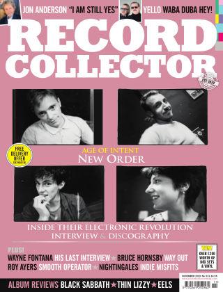 Record Collector November 2020