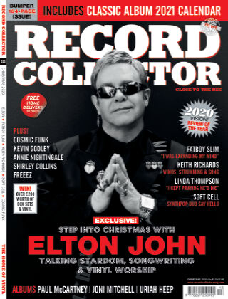 Record Collector Christmas 2020