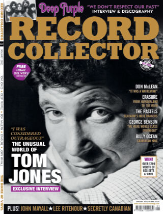 Record Collector January 2021