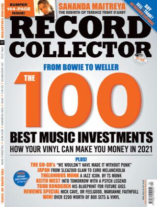 Record Collector April 2021