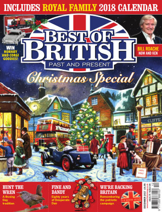 Best of British December 2017
