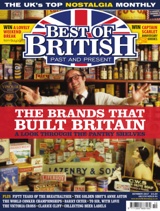 Best of British October 2017
