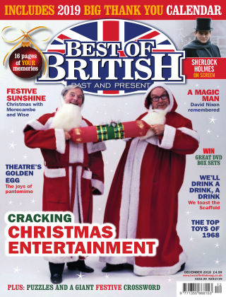 Best of British December 2018