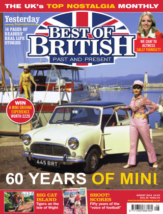 Best of British August 2019