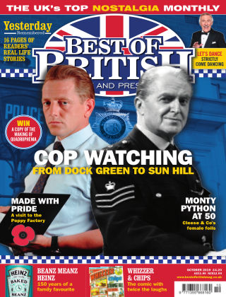 Best of British October 2019