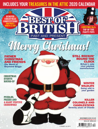 Best of British December 2019