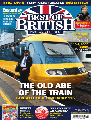 Best of British February 2020