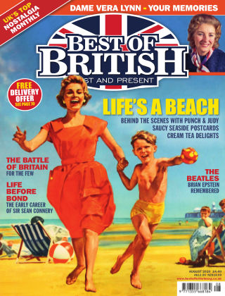 Best of British August 2020