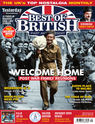 Best of British September 2020