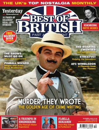 Best of British October 2020