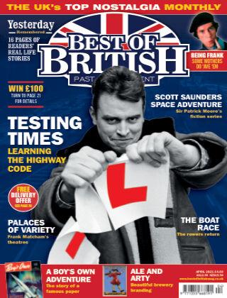 Best of British April 2021