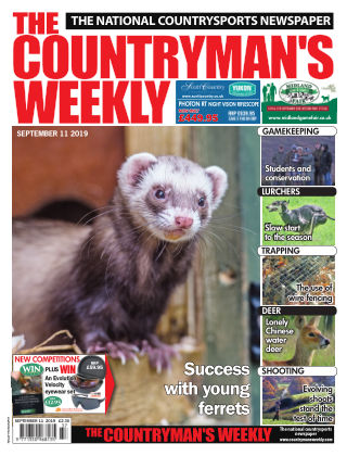 The Countryman's Weekly 11th Sep 2019