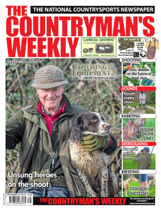 The Countryman's Weekly 18th Sep 2019
