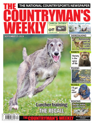 The Countryman's Weekly 25th Sep 2019