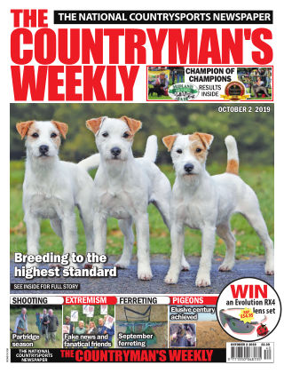 The Countryman's Weekly 2nd Oct 2019