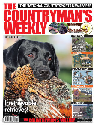 The Countryman's Weekly 23rd Oct 2019