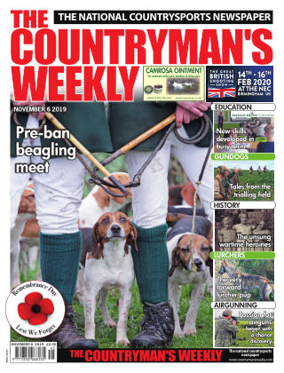 The Countryman's Weekly 6th Nov 2019