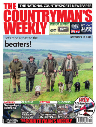 The Countryman's Weekly 13th Nov 2019