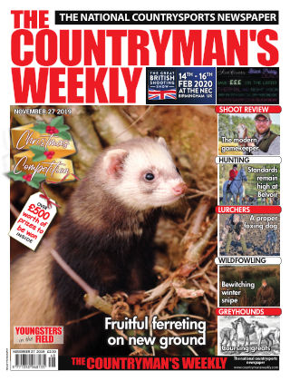 The Countryman's Weekly 27th Nov 2019