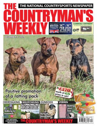 The Countryman's Weekly 4th Dec 2019