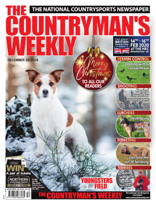 The Countryman's Weekly 25th Dec 2019