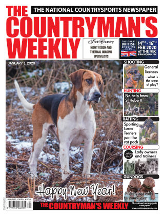 The Countryman's Weekly 1st Jan 2020