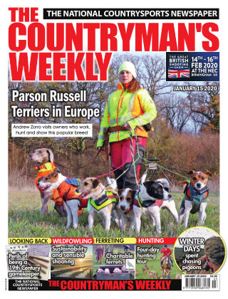 The Countryman's Weekly 15th Jan 2020