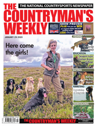 The Countryman's Weekly 29th Jan 2020